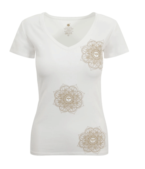 Golden Goddess Festive Sleepwear, Loungewear & Home Yoga Set
