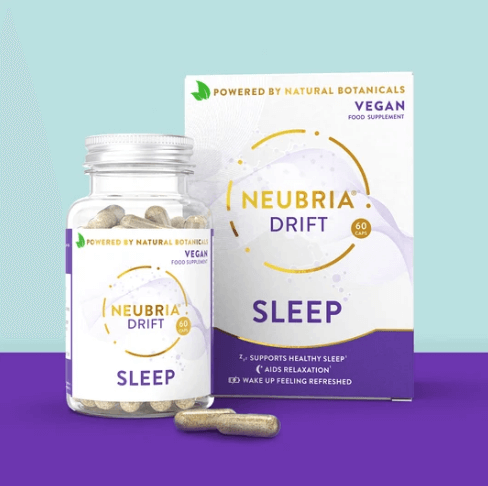 Neubria Drift - Advanced Health Supplement For Relaxation And Sleep