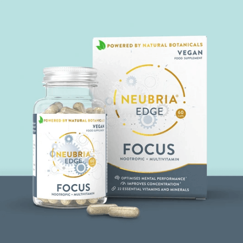 Neubria Edge - Advanced Health Supplement To Support Mental Performance and Focus