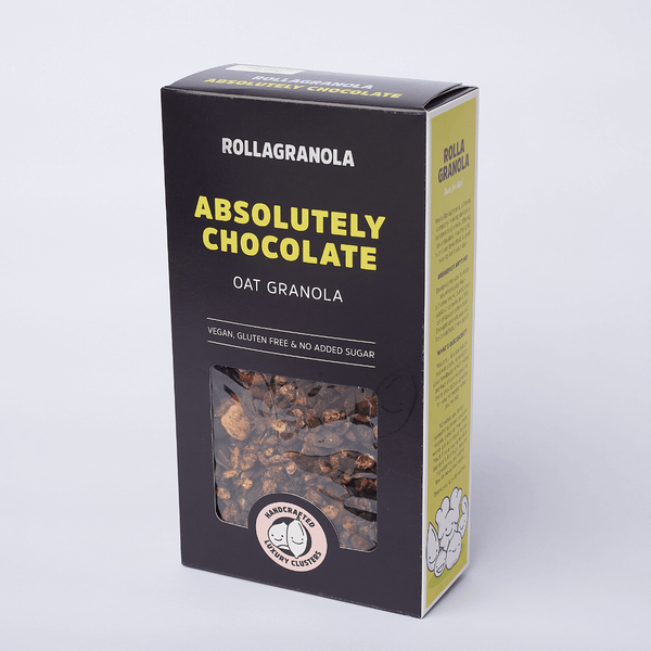 Absolutely Chocolate Vegan No Added Sugar Oat Granola , Granola - Life By Equipe