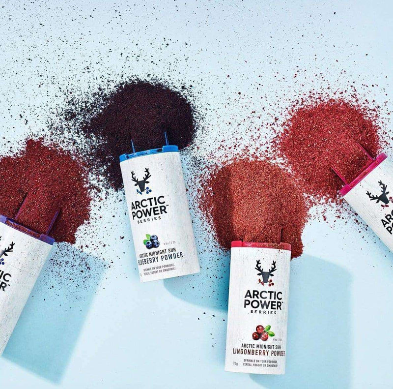 Energy Booster Bundle - Pure Berry Powders , 100% Pure Berry Powder  - Life By Equipe