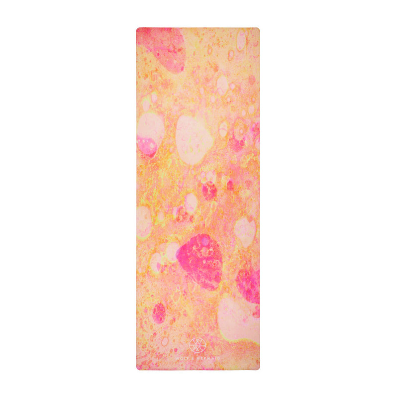 Autumn Travel Yoga Mat by Wolf & Mermaid