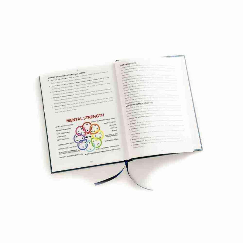 Balanced Lifestyle & Wellbeing Journal , Journal  - Life By Equipe