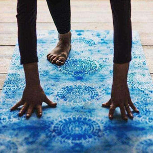 Mandala Yoga Travel Mat - BlissCloud , Mat  - Life By Equipe