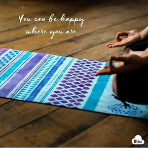 Bliss Cloud Mat Mecca Yoga Mat - BlissCloud