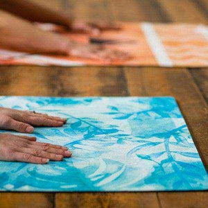 Bliss Cloud Mat Tropical Yoga Mat - BlissCloud