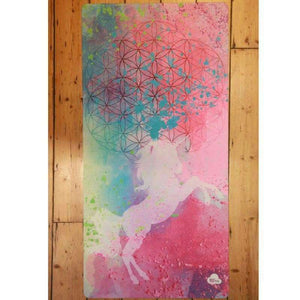 Unicorn Magic Kids Yoga Mat - BlissCloud , Mat  - Life By Equipe