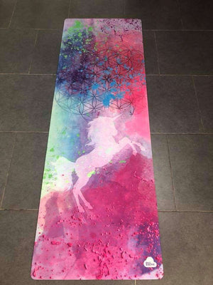 Unicorn Magic Yoga Mat - BlissCloud , Mat  - Life By Equipe