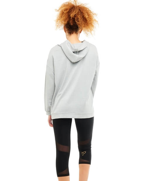 Cwtch Hoodie - Light Grey