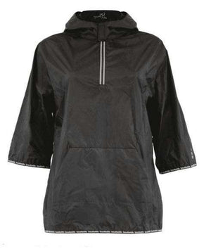 Elements Pac a Mac Jacket - Black , Tops  - Life By Equipe