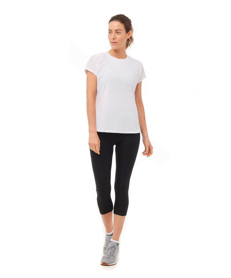 Esprit T-Shirt - White , Tops  - Life By Equipe