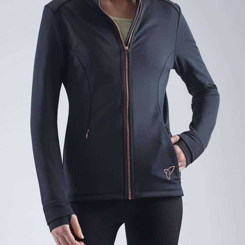 Resolve Jacket - Black , Tops  - Life By Equipe