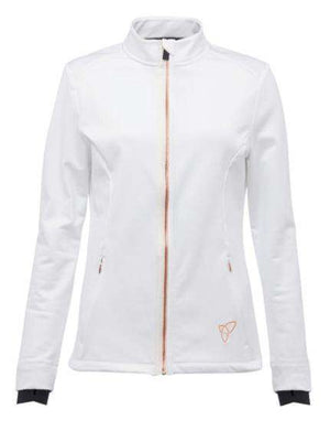 Resolve Jacket - White , Tops  - Life By Equipe