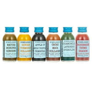 BumbleZest Drinks BumbleZest Health Shots Selection Pack - Case of 20 Bottles in 6 Flavours