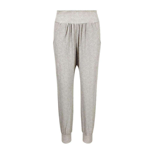 Pocket Play Harem Pants in Grey , Bottoms  - Life By Equipe