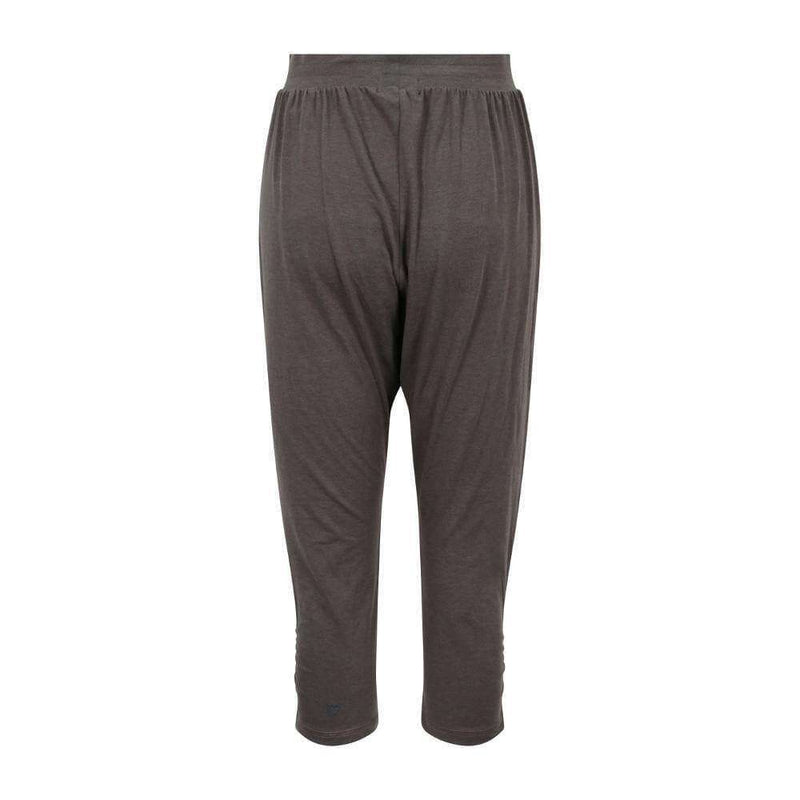 Baggy Fixation Harem Pants in Grey , Bottoms  - Life By Equipe