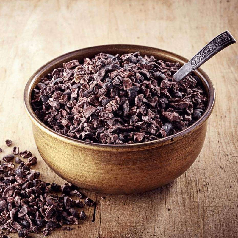 Raw Cacao Nibs - Elements For Life , Raw Cacao Ingredients  - Life By Equipe