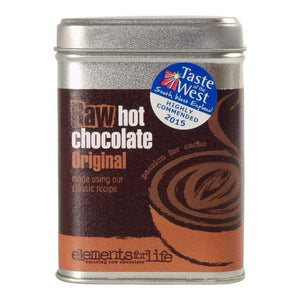 Raw Cacao Hot Chocolate Original - Elements For Life , Raw Chocolate Drink  - Life By Equipe