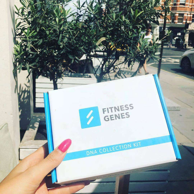 FitnessGenes DNA Testing DNA Analysis Kit for Personalised Fitness & Weight Loss Insights