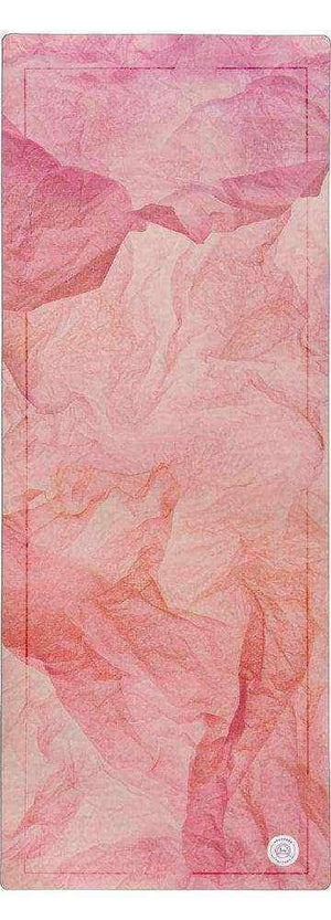 Grounded Factory Mat Stone Warm Pink Yoga Mat - Grounded Factory