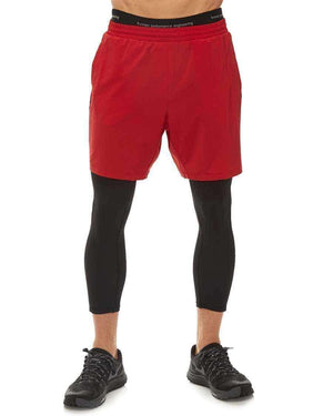 HPE Clothing Bottoms S / Black Compression 3/4 Tights - HPE Clothing
