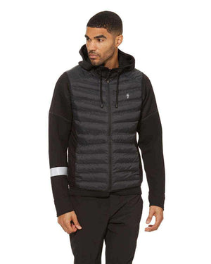 HPE Clothing Outerwear S / Black Brecon Beacons Jacket & Vest 2-in-1 - HPE Clothing