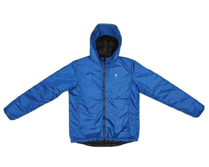 HPE Clothing Outerwear S / Black / Cobalt Blue Highland Jacket Black/Cobalt Blue - HPE Clothing