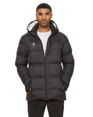 HPE Clothing Outerwear S / Black Everest Jacket - HPE Clothing