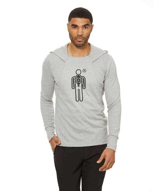 HPE Clothing Outerwear S / Grey Play Hoodie - HPE Clothing