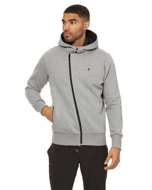 HPE Clothing Outerwear S / Grey Tech Hoodie - HPE Clothing