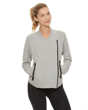 HPE Clothing Outerwear XS / Grey City Zip Jacket - HPE Clothing