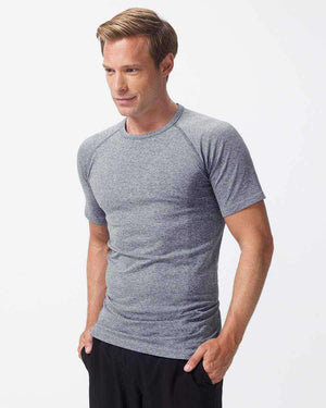 HPE Clothing Tops S / Grey Cross X Seamless T-Shirt - HPE Clothing