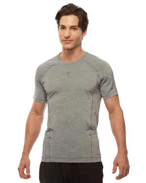 HPE Clothing Tops S / Grey ICE™ Run T-Shirt - HPE Clothing