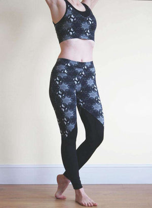 71768747556c6c Revival Leggings in Kyoto print - Milochie , Leggings - Life By Equipe