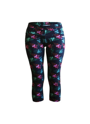 Milochie Leggings S / Earth Supreme Capris - Milochie