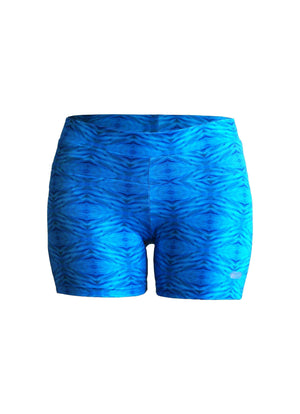 Milochie Shorts M / Water Spirit Shorts in Water Print - Milochie
