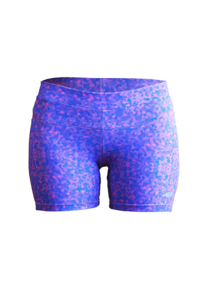 Milochie Shorts S / Air Spirit Shorts in Air Print - Milochie