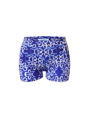 Wander Shorts in Bali print - Milochie , Shorts  - Life By Equipe
