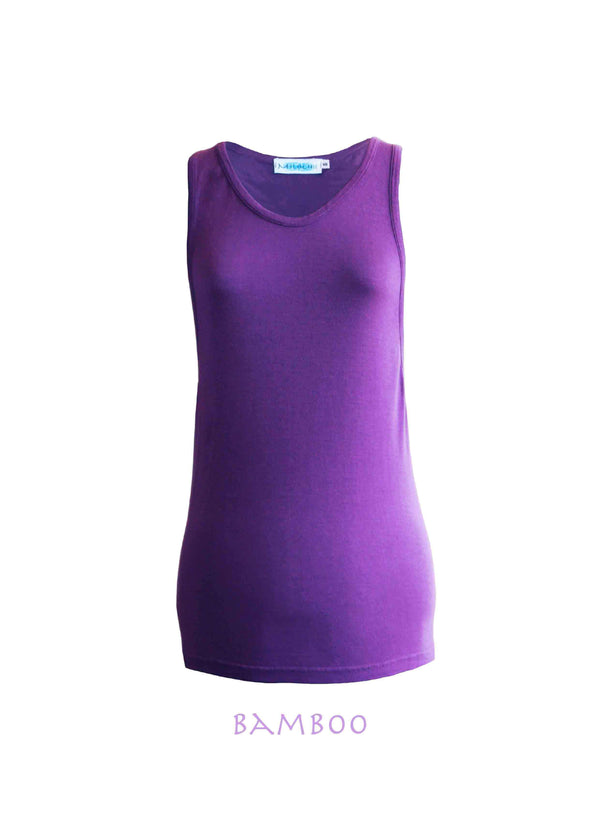 Breathe Yoga Vest - Milochie , Tops  - Life By Equipe