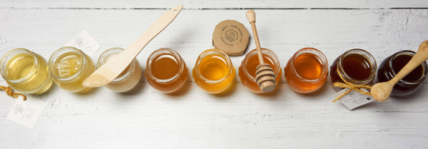 Raw Honey Set of 3x 1kg - Mix and Match , Honey  - Life By Equipe