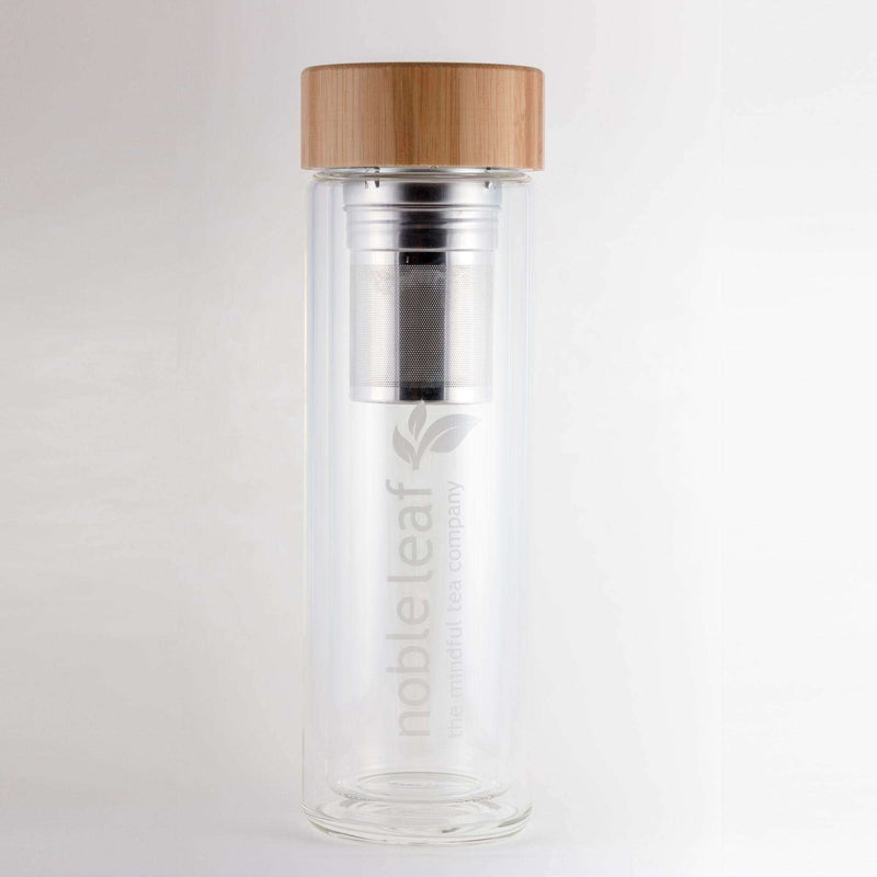 Glass Cold Brew Flask - Noble Leaf , Teawear  - Life By Equipe