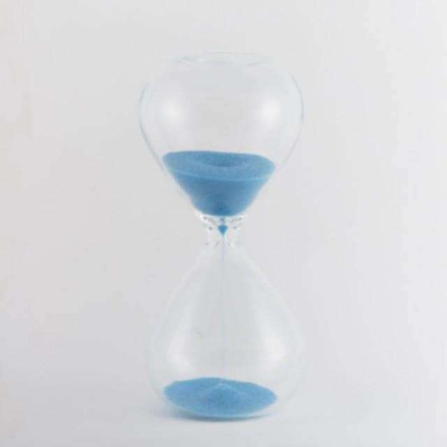 Glass Tea Timer - 3 Minutes - Noble Leaf , Teawear  - Life By Equipe