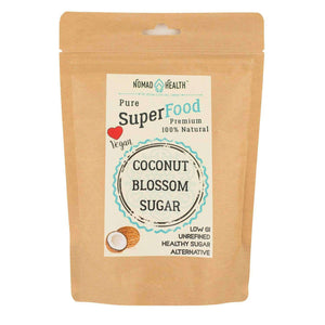 Nomad Health Ingredients SuperFood Coconut Blossom Sugar