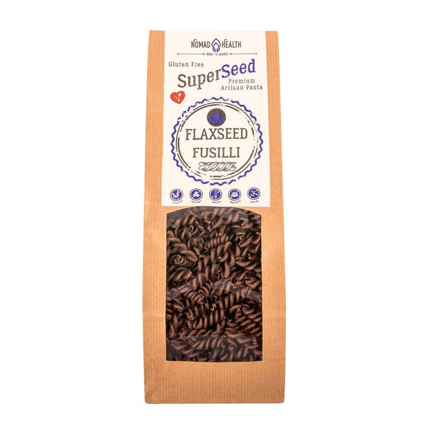 SuperSeed Flaxseed Pasta - Fusilli , Pasta  - Life By Equipe