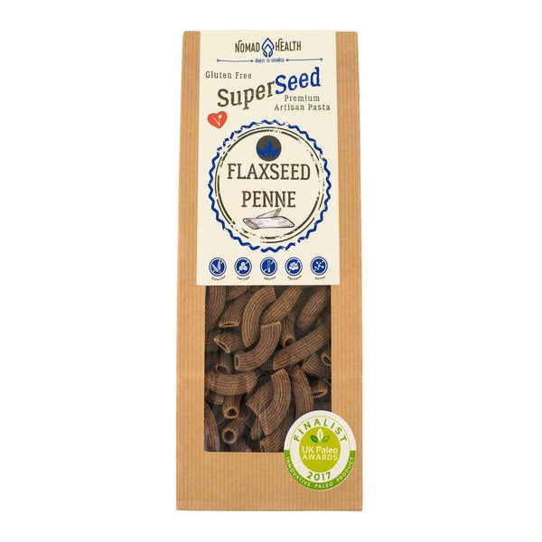 SuperSeed Flaxseed Pasta - Penne , Pasta  - Life By Equipe