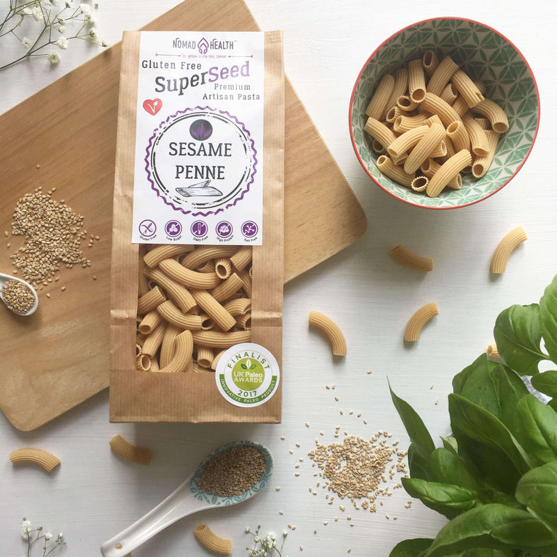 SuperSeed Sesame Pasta - Penne , Pasta  - Life By Equipe