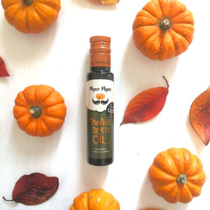 Pepo Pappa Pumpkin Seed Oil - 100ml , Pumpkin Seed Oil  - Life By Equipe