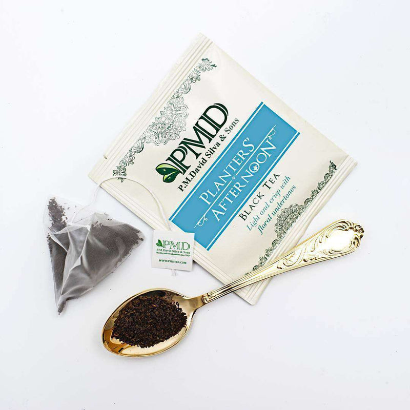 PMD Tea Tea 25 Planters' Afternoon Black Tea Bags