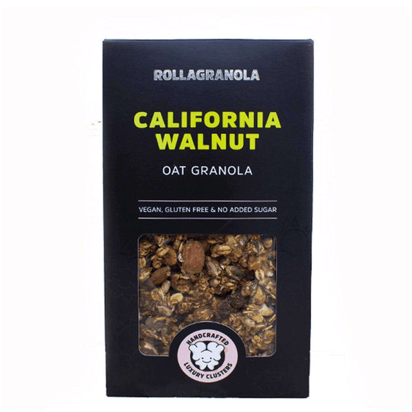 California Walnut No Added Sugar Oat Granola , Granola  - Life By Equipe
