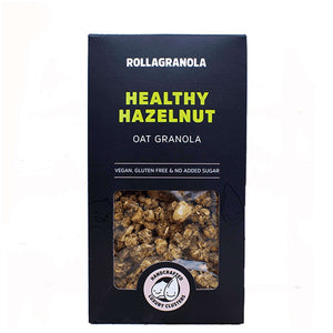 Healthy Hazelnut No Added Sugar Oat Granola , Granola  - Life By Equipe